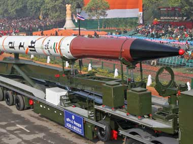 India poses no missile threat NATO
