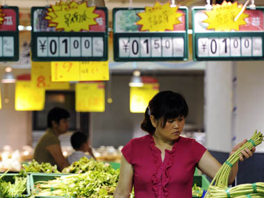China grocery market overtakes US