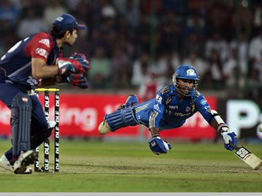 Karthik played a good knock. But it wasn't good enough. AP