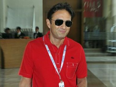 File image of Kings XI Punjab co-owner Ness Wadia. AFP