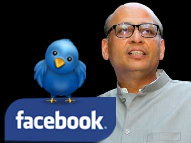 Busted Singhvi sex video goes viral on social media