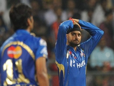 For the Mumbai Indians Harbhajan has been a disaster