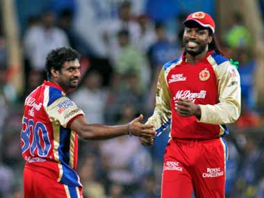 Gayle and Murali were superb. AP