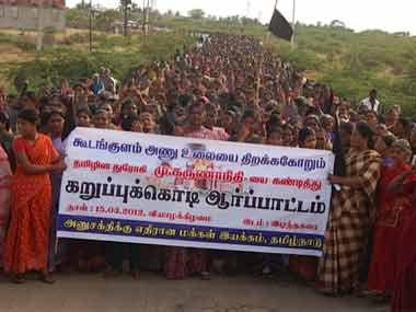 AntiKudankulam activists willing to end protest