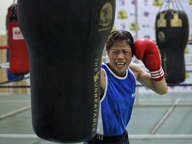 Big Bout League Mary Kom to play for Punjab Royals Nikhat Zareen to be a part of Odisha Warriors