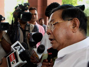 The life letters and naivete of Purno Sangma