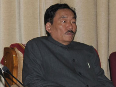 Amid ChinaIndia deadlock Sikkim CM Chamling raises concern over Gorkhaland stir communal clashes in Bengal