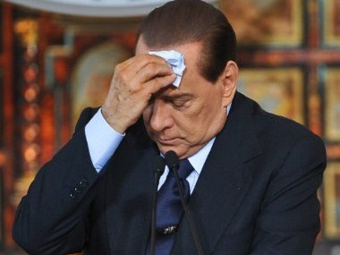 berlusconi afp ... giving her a total of 100,000.00 dollars by claiming she was pregnant.