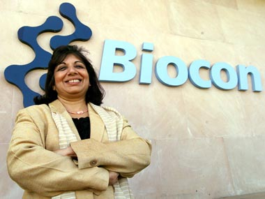 Biocon reports Q3 net profit of Rs 105 cr up 14