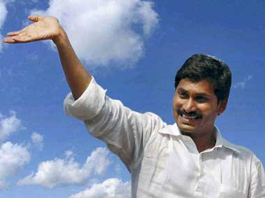The rise and rise of Jagan Reddy