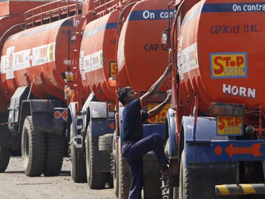 Oil cos may not be able to buy more dollars from RBI