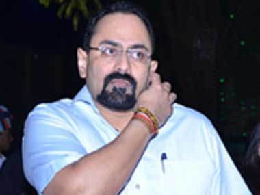Rajeev Chandrasekhar. Image courtesy rajeev.in