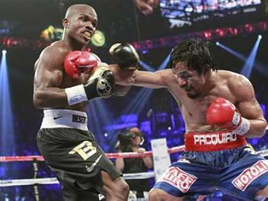 WBO to review Bradleys shock win over Pacquiao