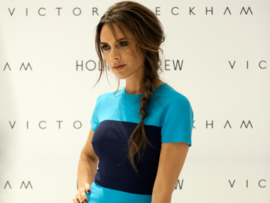 Victoria Beckham back with Spice Girls for musical launch