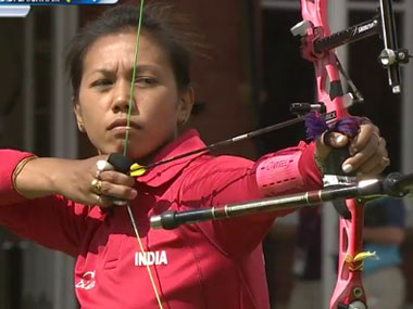 London Olympics Narangs joy Sangwans tears mark Indias day