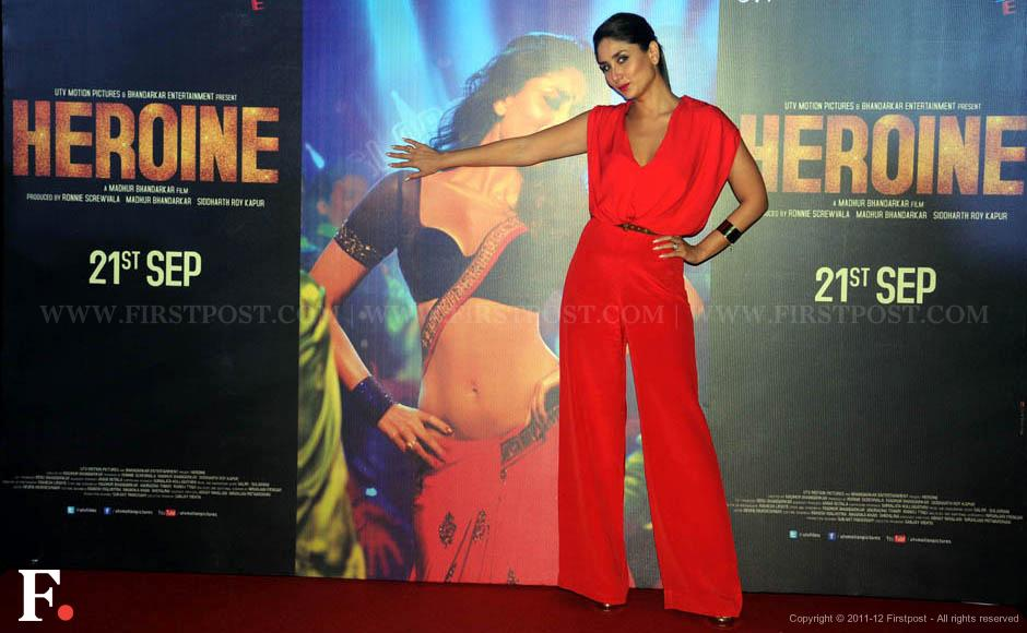 In my mother's stomach, I wanted to be a heroine: Kareena