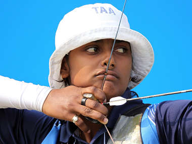 File photo of Deepika Kumari. Getty Images