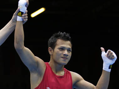 Asian Boxing Championships: Devendro reaches semis, qualifies for Worlds