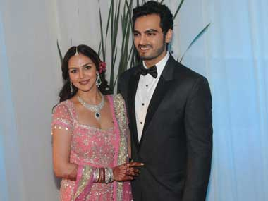 Esha Deol and Bharat Takhtani become parents for the first time to a baby girl