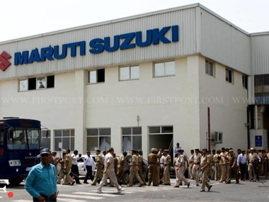 Maruti union throws India back into the age of savage and strikes