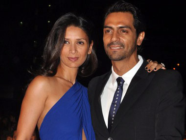 Arjun Rampal looked pretty plain: A sister speaks