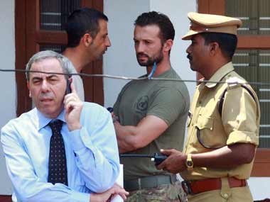 Trial against Italian marines adjourned to 25 July