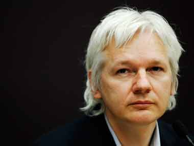 Assange expects to be holed up in Ecuador embassy for a yr