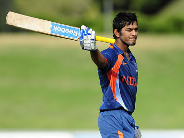 Chand played a skipper's knock for India. Getty Images
