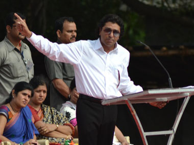 Full text What Raj Thackeray said at Azad Maidan