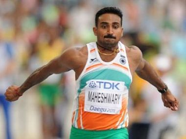 Tough luck for Renjith. AFP