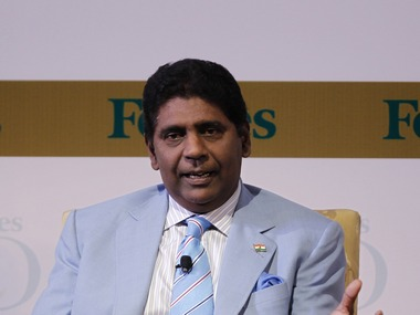 Vijay Amritraj's life, on the tennis court and off, to be the subject of a biopic produced by son Prakash