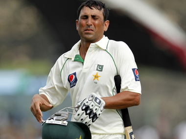 File picture of Younis Khan. Reuters