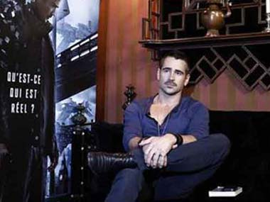 Colin Farrell credits yoga for reforming his life