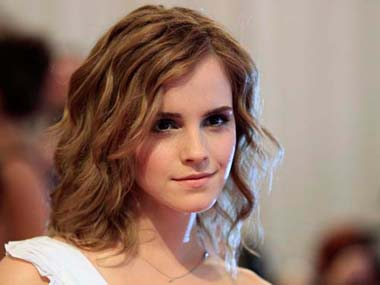 Emma Watson says she's not in 'Fifty Shades of Grey'