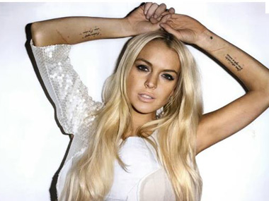 Lindsay Lohan to appear in Lady Gaga's music video