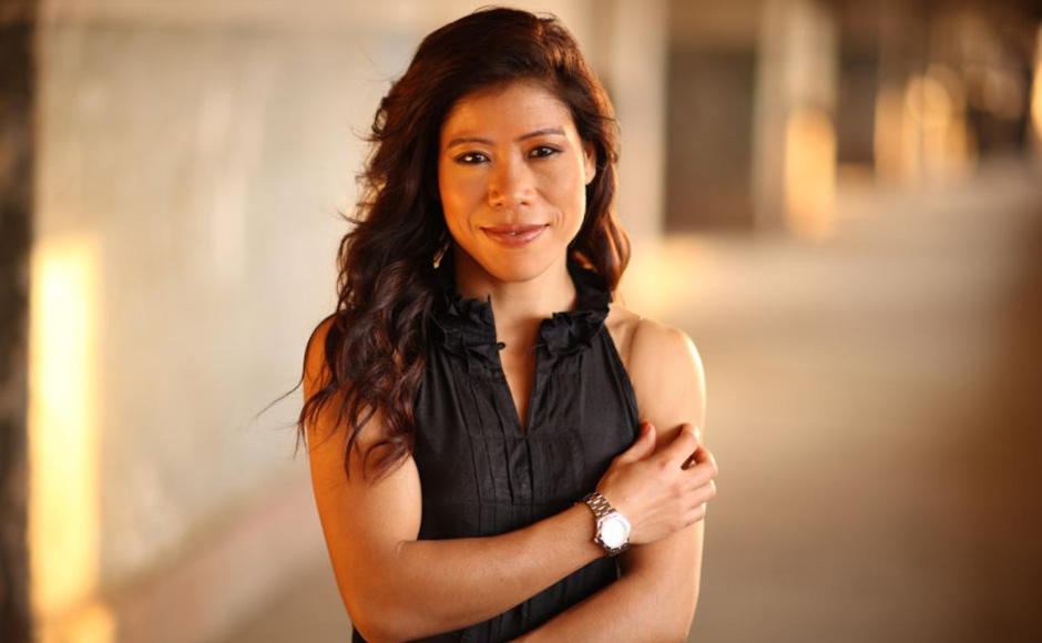 Image: Mary Kom is 'pretty' cool