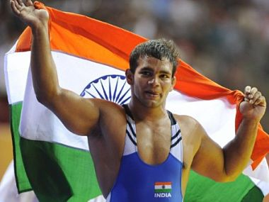 Nada confirmed Narsingh Yadav has failed a dope test, casting doubts over his Olympic participation. AFP
