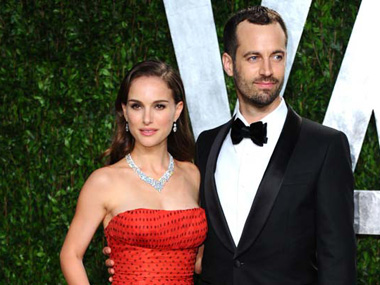 Natalie Portman weds Benjamin Millepied in a secret ceremony