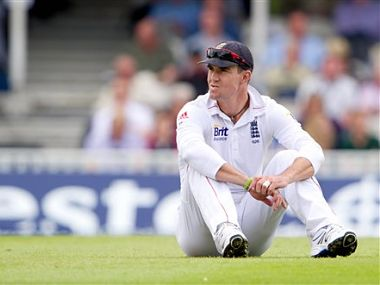 Kevin Pietersen's England future is in doubt. AP