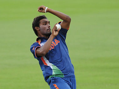 Sandeep Sharma took four wickets for India. AP