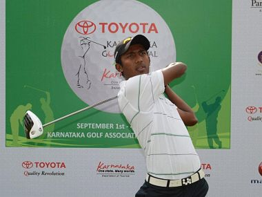 Chikka's dream story: From ball-boy to golf champion