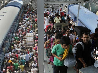 Special train to Bangalore as Northeastern people return