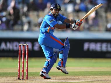 Suresh Raina has been pretty consistent in the T20 format. Getty Images