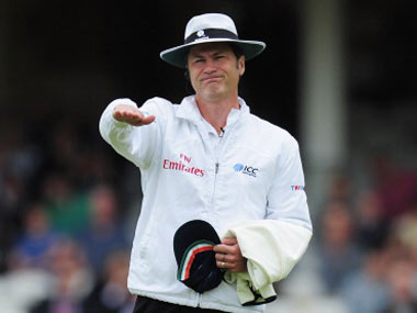 File image of Simon Taufel. Getty Images