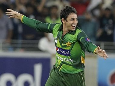 Pakistan's bowlers, led by Saeed Ajmal, were superb. AP