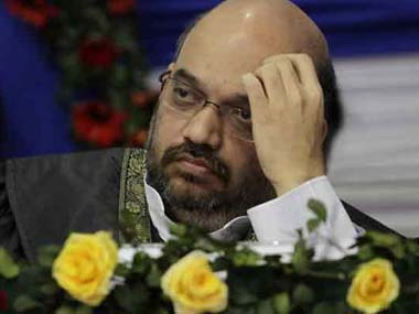 SC reserves order on bail cancellation plea against former min Amit Shah