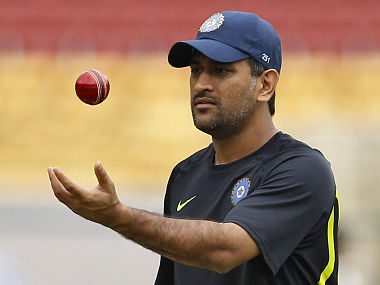 Mahendra Singh Dhoni needs to bat for good pitches like the one we saw in Bangalore. AP