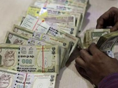 AprilAugust fiscal deficit rises 66 to Rs 338000 crore