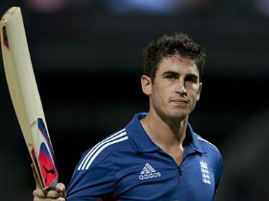 Kieswetter scored a fifty to guide England to victory. AP