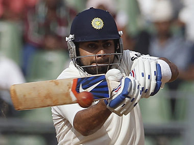 India's Kohli need to get a big century. Reuters